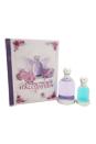 Halloween by J. Del Pozo for Women - 2 Pc Gift Set 3.4oz EDT Spray, 1oz EDT Spray