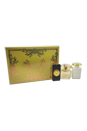 Versace Yellow Diamond by Versace for Women - 3 Pc Gift Set 3oz EDT Spray, 3.4oz Perfumed Body Lotion, Versace Bag Tag
