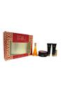 Tabu by Dana for Women - 5 Pc Gift Set 2.5oz EDC Spray, 2.5oz Body Lotion, 2.5oz Body Wash, 1.75oz Dusting Powder, 5ml Refillable