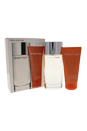 Clinique Happy by Clinique for Women - 2 Pc Gift Set 3.4oz Perfume Spray, 2.5oz Body Wash