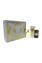 Vanitas Versace by Versace for Women - 3 Pc Gift Set 3.4oz EDT Spray, 3.4oz Perfumed Body Lotion, Versace Bag Tag