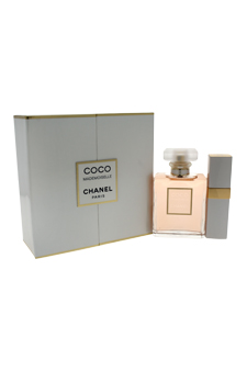 Chanel Coco Mademoiselle women 1.7oz EDP Spray Gift Set