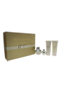 Bvlgari Omnia Crystalline by Bvlgari for Women - 4 Pc Gift Set 2.2oz EDT Spray, 0.5oz EDT Spray, 3.4oz Body Lotion, 3.4oz Bath and Shower Gel