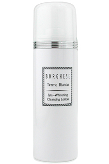 Terme Bianco Spa-Whitening Cleansing Lotion by Borghese for Unisex Lotion
