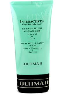 Refreshing Cleanser (Normal to Oily Skin) by Ultima for Unisex Cleanser