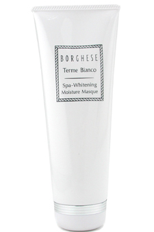 Terme Bianco Spa-Whitening Moisture Mask by Borghese for Unisex Whitener