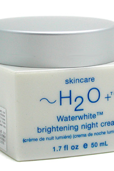 Waterwhite Brightening Cream by H2O Plus for Unisex - 1.7 oz Brightening Cream