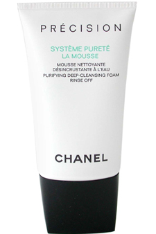 Precision System Purete Mousse by Chanel for Unisex Cleanser