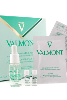 Eye Regenerating Mask by Valmont for Unisex - 5 x 2 patches Beauty Mask