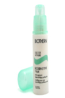 Biosensitive Soothing Eye Care by Biotherm for Unisex Eye Solution