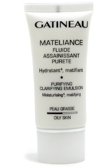 Mateliance Purifying Clarifing Emulsion by Gatineau for Unisex - 1 oz Beauty Emulsion