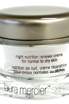 Night Renewel Cream ( Dry/Normal Skin ) by Laura Mercier for Unisex Moisturizing