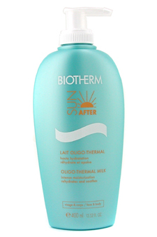 Sunfitness After Sun Soothing Rehydrating Milk by Biotherm for Unisex Sun Care