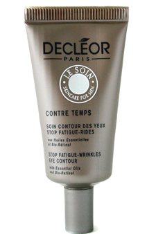 Men Stop Fatigue - Wrinkles Eye Contour by Decleor for Unisex Eye Contour