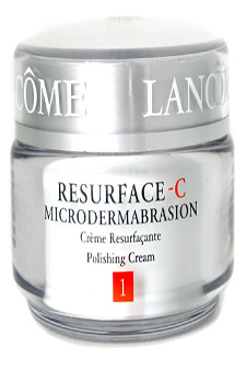Resurface-C Microdermabrasion Polishing Cream (Made in USA, Unboxed) by Lancome for Unisex Cream