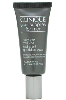 Skin Supplies For Men: Daily Eye Hydrator by Clinique for Unisex Treatment