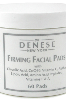 Firming Facial Pads by Dr. Denese for Unisex - 60 Pads Night Care