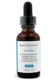 C+AHA Exfoliating Antioxidant Treatment by Skin Ceuticals for Unisex Exfolianting Cream