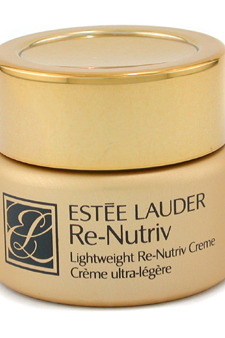 Re-Nutriv Light Weight Cream by Estee Lauder for Unisex Day Care