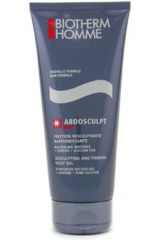 Homme AbdoSculpt Day Resculpting and Firming Body Gel by Biotherm for Men - 6.76 oz Body Care