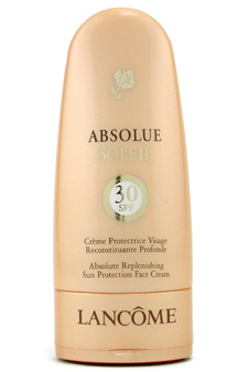 Absolue Soleil Absolute Replenishing Sun Protection Face Cream SPF30 by Lancome for Unisex Face Cream