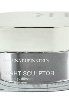 Night Sculptor Lift Anti-Puffiness Face &amp; Eye Cream by Helena Rubinstein for Unisex Eye Cream