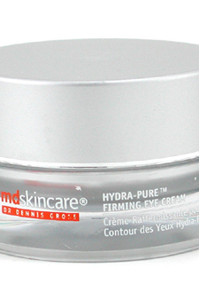 Hydra-Pure Firming Eye Cream by MD Skincare for Unisex Eye Care