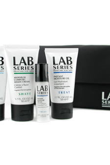 Travel Basics by Aramis for Unisex - 4 Pc + 1 Bag Mens Grooming Kit $ 70.27