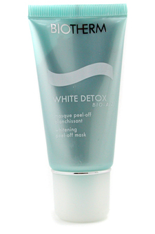 White Detox Bio-A[2] Whitening Peel Off Mask by Biotherm for Unisex Cleanser
