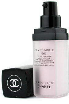 Precision Beaute Initiale Energizing Multi-Protection Eye Gel by Chanel for Unisex - 15 ml Eye Gel