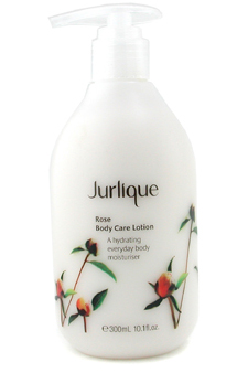 Rose Body Care Lotion by Jurlique for Unisex - 10.1 oz Body Lotion