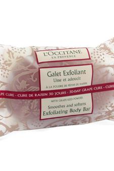 Grape Exfoliating Body Bar