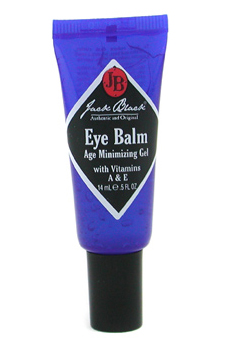 Eye Balm Age Minimizing Gel by Jack Black for Unisex Mens Skincare