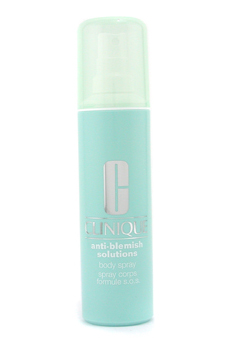 Anti-Blemish Solutions Body Treatment Spray by Clinique for Unisex - 100 ml Body Lotion Treatment
