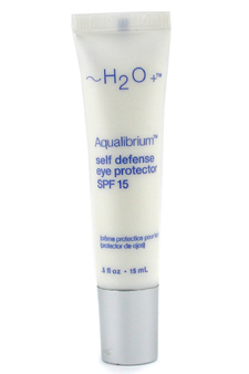 Aqualibrium Self Defense Eye Protector SPF 15 by H2O+ for Unisex - 0.5 oz Eye Care