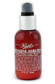 Abyssine Serum + by Kiehl's for Unisex - 1.7 oz Serum