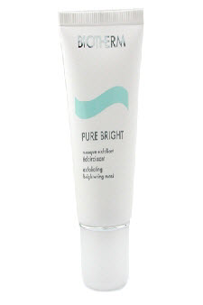 Exfoliating Brightening Mask by Biotherm for Unisex Exfoliating Mask