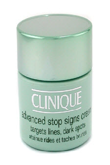 Advanced Stop Signs Cream (For Very Dry to Dry Combination) by Clinique for Unisex Cream