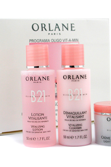 Travel Set by Orlane for Unisex - 3 Pc Set $ 19.52