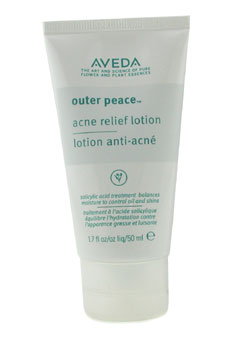 Outer Peace Acne Relief Lotion by Aveda for Unisex Lotion