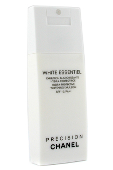 Essentiel Hydra-Protective Whitening Emulsion SPF 10 PA++ by Chanel for Unisex Day Cream
