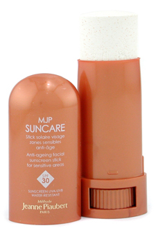 Anti-Ageing Sunscreen Stick For Sensitive Areas SPF30 by Methode Jeanne Piaubert for Unisex Sunscreen Stick