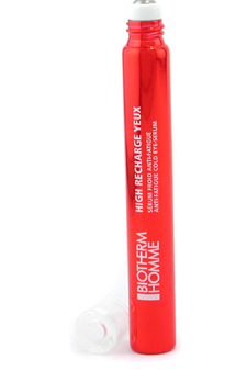 Homme High Recharge Yeux Anti-Fatigue Cold Eye Serum by Biotherm for Unisex Eye Care