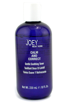 Correct Gentle Soothing Toner by Joey New York for Unisex - 250 ml Tonic