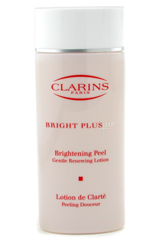 Bright Plus HP Brightening Peel Gentle Renewing Lotion by Clarins for Unisex Moisturising Lotion