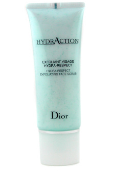 HydrAction Hydra-respect Exfoliating Face Scrub by Christian Dior for Unisex Face Scrub