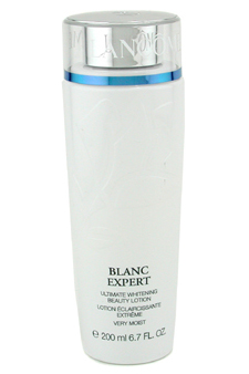 Blanc Expert Ultimate Whitening Beauty Lotion - Very Moist by Lancome for Unisex Whitener