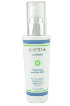 Clear Skin Moisture Light (For Blemish-Prone Skin) by Kinerase for Unisex Moisturizer