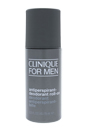 Skin Supplies For Men by Clinique for Men - 2.5 oz Roll On Deodorant