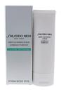 Men Deep Cleansing Scrub by Shiseido for Men - 4.2 oz Scrub